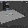 Blender2.8でスカルプトモデリングを行う その6(ブラシのテクスチャ)