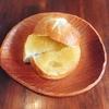 下高井戸のカフェウララカにナイスタイムカフェ&七曜日が出店していました!コラボメニューのシトラスリンゴジャムとクリームチーズのベーグルサンドをいただきました!