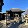 赤塚諏訪神社 2020年