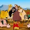 【ディズニー映画感想企画第45弾】『ホーム・オン・ザ・レンジ にぎやか農場を救え!』感想~懐古趣味に溢れた作品~