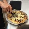 ピザのご飯の宿題