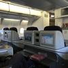中国国際航空のビジネスクラス(前編)
