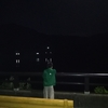 夏休みの宿題「星空観察」に、奥多摩湖へ夜のドライブ