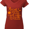 Great Hocus Pocus I Need Coffee To Focus shirt