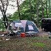 群馬県多野郡上野村 - まほーばの森キャンプ場