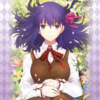 【Fate/stay night[Heaven's Feel  サプライ】桜やセイバーオルタ等のスリーブ・プレイマット等が予約開始中。