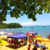 ブラジル人のビーチでの過ごし方