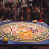 砂曼荼羅破壇の儀式