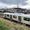今日の長津田検車区(東急2020系2140F&2139F)。