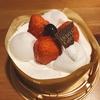クリスマスイブにミルフィーユ鍋を作った♡とローソンのショートケーキを購入。