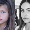 世の中で最も美しい少女'の成長・後最近の姿