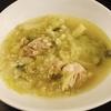 野菜と雑穀のスープ