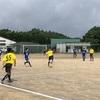 7月12日練習試合結果と試合の様子