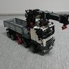 【レゴ自作】動くユニック車作ってみた 2号機