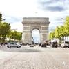 パリで行きたい凱旋門