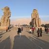 ナイル川クルーズとエジプト満喫8日間 メムノンの巨像、ファラオが眠る王家の谷(ラムセス4世、ツタンカーメン、メルエンプタハの墓)