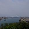高雄  旗津  旗後砲台からの眺めです