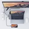 MacBookProユーザーにおすすめ最強な7-in-1USB-Cマルチハブ「AUKEYCB-C76」が新発売!USB周りがこれ1台ですっきりした