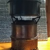 UL試論;理想の冬用クッカー作製 丸型飯盒を切る