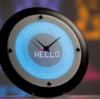 スマートウォッチの次はスマートクロック!!「GlanceClock」はスケジュールをよりシームレスに伝える。壁掛け時計の可能性ってもっとあるよね!