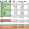 【前月比+7%】2020年12月末の資産公開と年間推移【純資産1000万円超えました!】