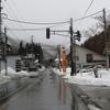 立春・・・平年の半分の雪