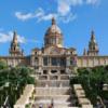 こんなことしていいの?バルセロナのカタルーニャ美術館をGoPro(ゴープロ)を付けて跳び下りる(パルクール)!?
