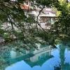 コバルトブルーの泉