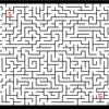 普通の迷路