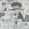 ONE PIECE ブログ[五十九巻] 第583話〝不確かな物の終着駅(グレイ・ターミナル)〟