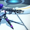 【pso2】ファントムの迷彩武器もらいに^^