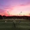 テニスも時短