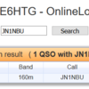 OE6HTG オーストリア 160m FT8で交信