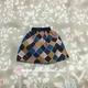 【ブライス服】リバティPalazzo柄ギャザースカートをつくりました♪