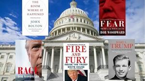 トランプ大統領の暴露本は「真実」か「フェイク」か?アメリカ政治学者が話題の5冊を検証