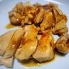 レンジで鶏モモの照り焼き。しっとりやわらかくする方法。