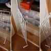 可動式の帽子ラックをワイヤネットで作ってみた!