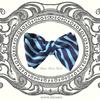 蝶ネクタイの結び方,図解 手順1(蝶結び/Basic Bow Knot)ボウタイの結び方,How to Tie