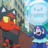 ポケモン サン&ムーン 16話「小さな三匹、大きな冒険!」