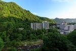 定山渓温泉で小旅行。札幌から1時間、自然豊かな定山渓で温泉と食事を堪能。