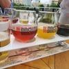 平日の昼間に横浜アパホテルのテラスで1杯