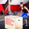 女子選手における非接触型ACL断裂の発生の可能性を最小限にとどめるには(プライオメトリックトレーニングは、ハムストリングスと大腿四頭筋の筋力比を改善、減速時のハムストリングスの反応筋力を向上、着地にかかる力を低減、外反および内反トルクを減少させる)