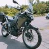 ヴェルシス250 マフラー取り付け ビームス R-EVO