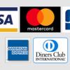 クレジットカード決済が可能に|3Dセキュア(本人認証)にも対応