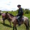 クスコで乗馬ツアー!馬に乗って遺跡巡り
