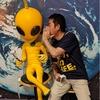【NO UFO,NO LIFE.】会津に住むおじさんが福島市飯野町の「UFOふれあい館」に行って「千貫森」に登った話。【国際未確認飛行物体研究所開所記念】