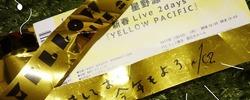 初めての星野源ライブ YELLOW PACIFIC ~黄色い音の波間にて~