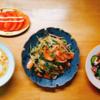 10/14(水)野菜炒め