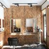 居抜き改装 カフェを美容室に 美容室独立開業の為、居抜き物件(CAFE)を改装しての美容室開業計画-5