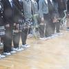 PTA会長デビュー!!入学式で挨拶をしてきました
